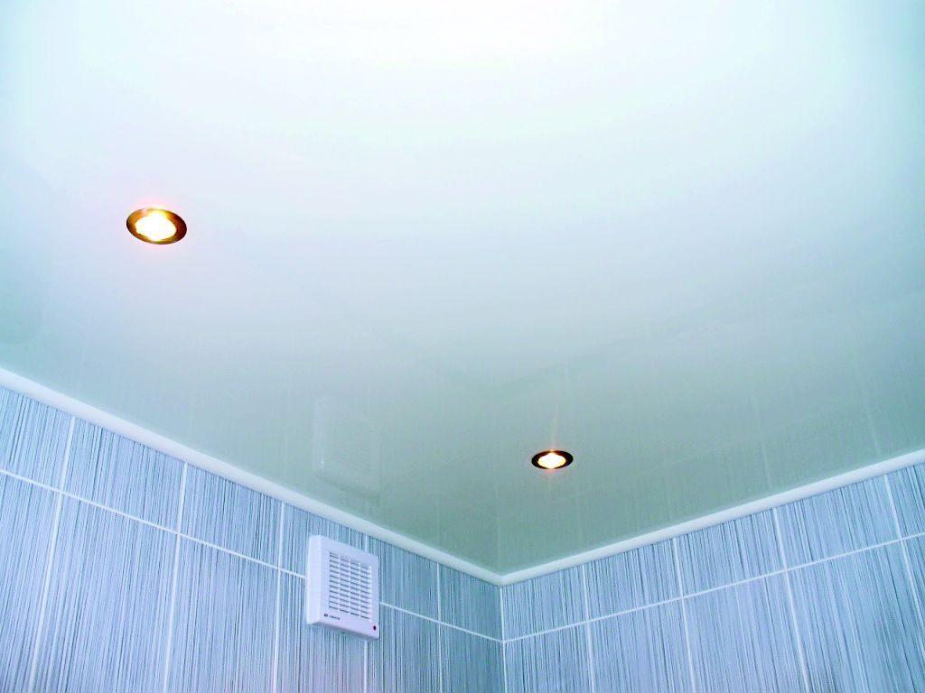 Навесной потолок в ванной и как его сделать 378